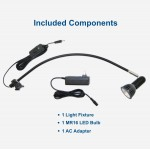 C-700 Black Banner Light