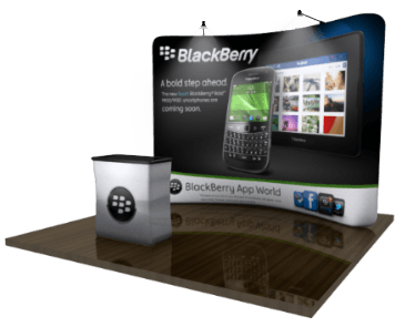 Blackberry Display Pic
